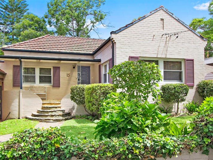 15 Martin Street, Hunters Hill, NSW 2110