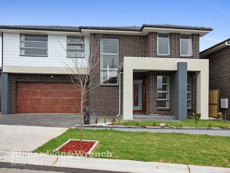 21 Faulconbridge Street, The Ponds, NSW 2769