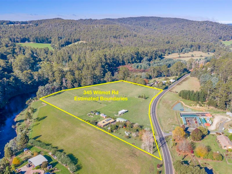 345 Wilmot Road, Forth, Tas 7310