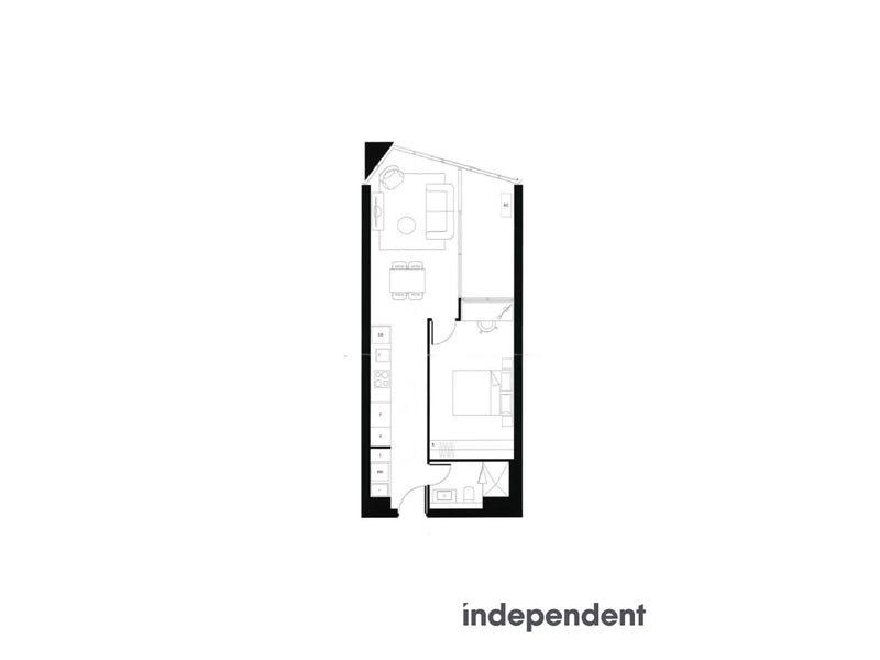 404/1 Cooyong Street, Reid, ACT 2612 - floorplan