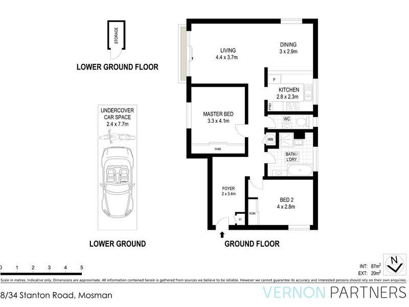 8/34  Stanton Road, Mosman, NSW 2088 - floorplan