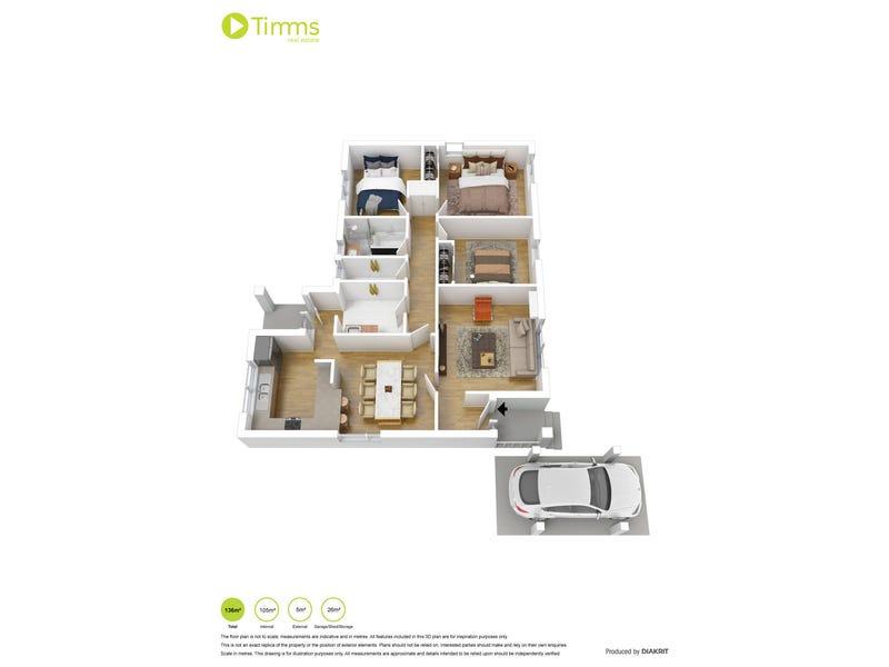 16 Amy Court, Morphett Vale, SA 5162 - floorplan