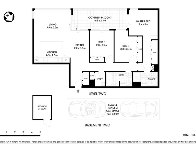 212/116 Belmont Road, Mosman, NSW 2088 - floorplan