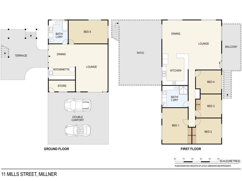 11 Mills Street, Millner, NT 0810 - floorplan