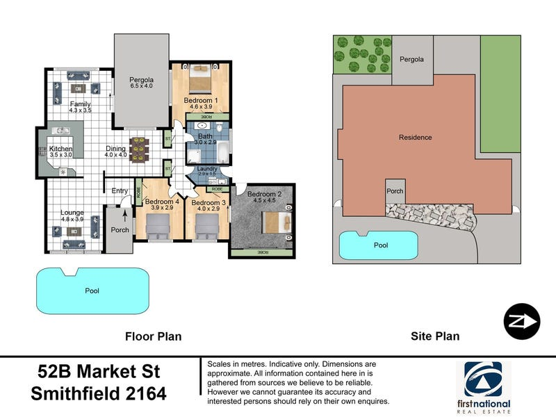 Smithfield, address available on request - floorplan