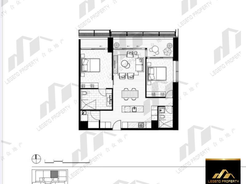 50.01/115-119 Bathurst Street, Sydney, NSW 2000 - floorplan