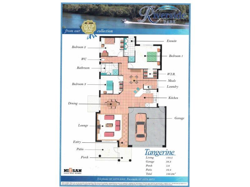 71/11 Eden Ct, Nerang, Qld 4211 - floorplan