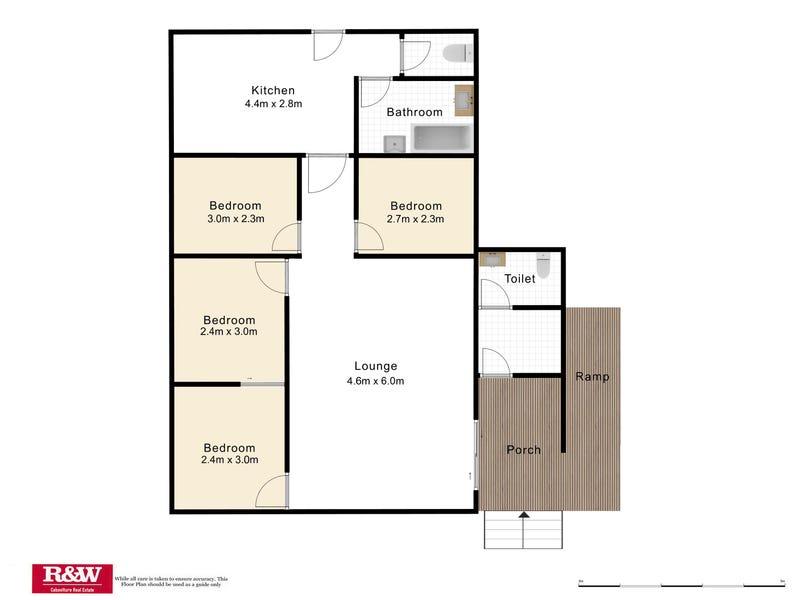 196 King Street, Caboolture, Qld 4510 - floorplan