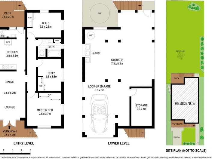 67 Longlands St, East Brisbane, Qld 4169 - floorplan