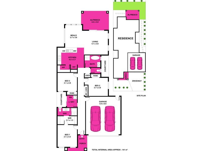 73 Precinct Road, Charlemont, Vic 3217 - floorplan