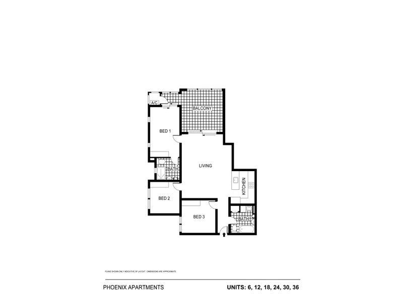606a/65 Progress Drive, Nightcliff, NT 0810 - floorplan
