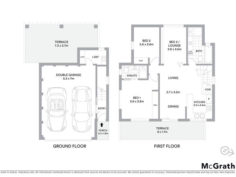 21 Felix Lane, Harrison, ACT 2914 - floorplan