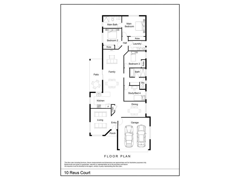 10 Reus Court, East Side, NT 0870 - floorplan