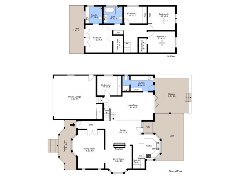 17 Boatmans Row, Eleebana, NSW 2282 - floorplan