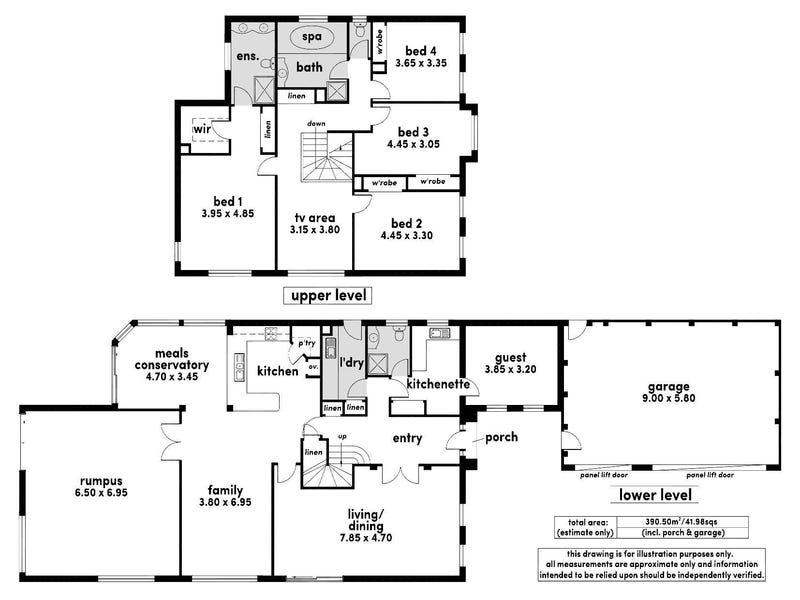 227-229 Windebanks Road, Aberfoyle Park, SA 5159 - floorplan