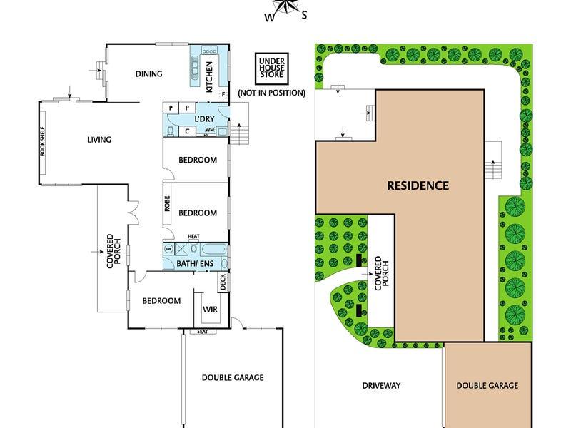 3/84 Locksley Road, Ivanhoe, Vic 3079 - floorplan