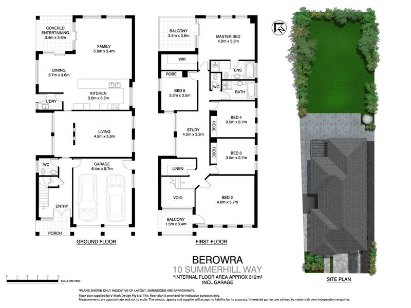 10 Summerhill Way, Berowra, NSW 2081 - floorplan