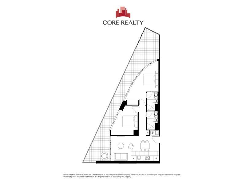 G17/555 St Kilda Road, Melbourne, Vic 3000 - floorplan