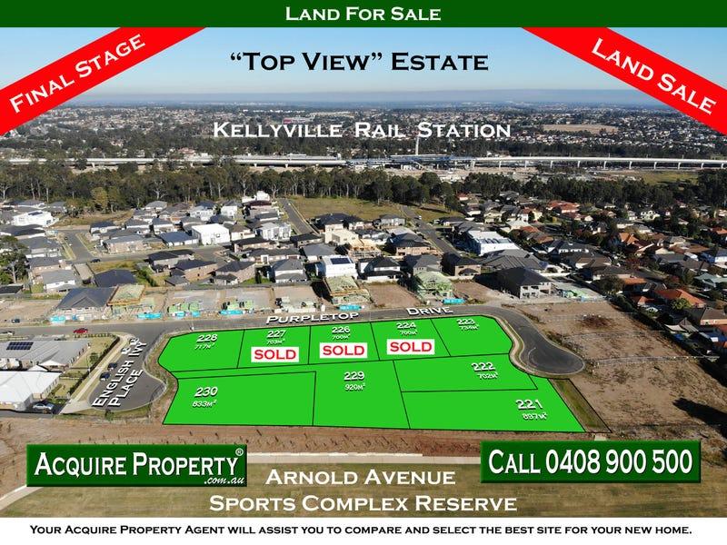 5-17 Purpletop Dr, Kellyville, NSW 2155