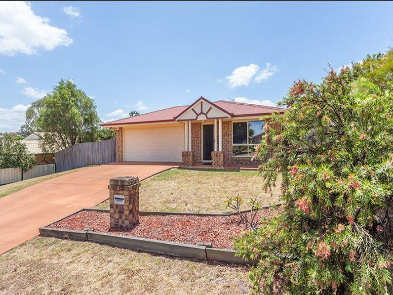8 Kayser Court, Darling Heights, Qld 4350