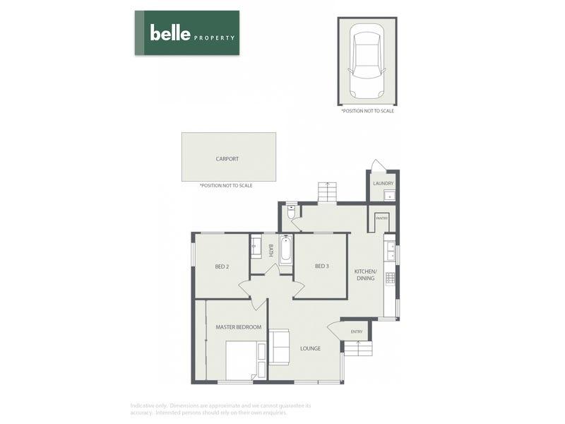 7 Norla Street, Chermside, Qld 4032 - floorplan