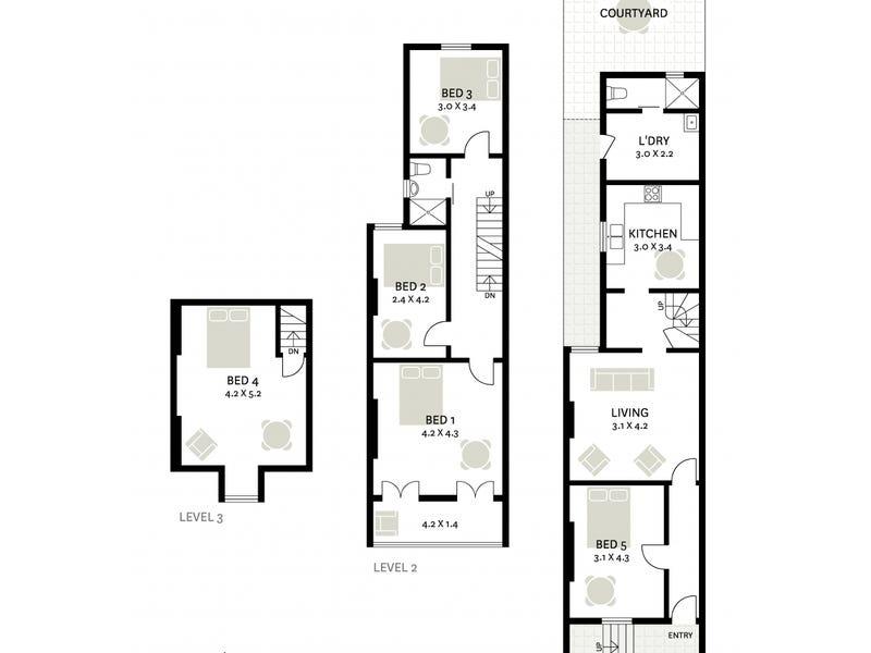 12 Mary Street, Surry Hills, NSW 2010 - floorplan