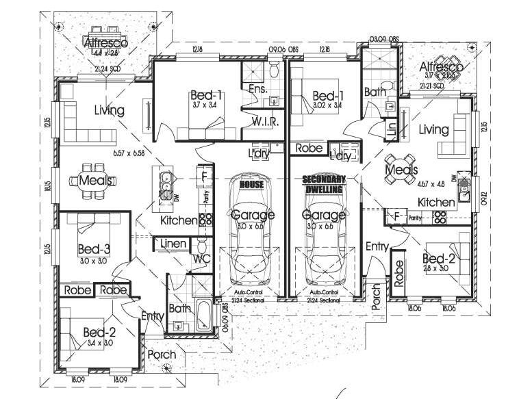 TBA Palomino. Place, Tamworth, NSW 2340 - floorplan