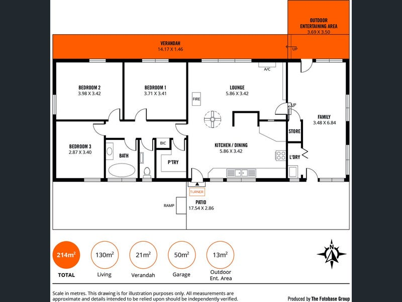 82 Koop Creek Road (Springton Hills Wines), Springton, SA 5235 - floorplan