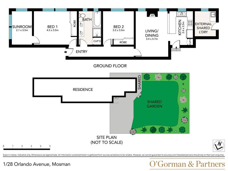 1/28 Orlando Avenue, Mosman, NSW 2088 - floorplan