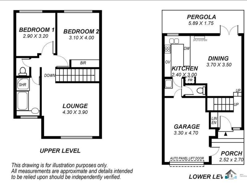 13 Dimora Court, Adelaide, SA 5000 - floorplan