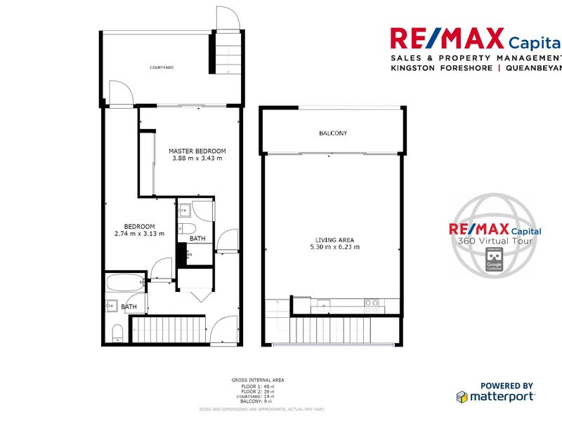 4/77 MacArthur Avenue, O'Connor, ACT 2602 - floorplan