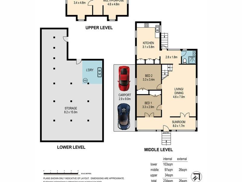 50 Browne Street, New Farm, Qld 4005 - floorplan