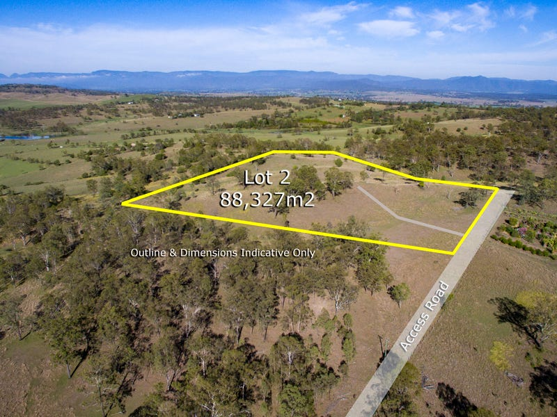 Lots 2,3,4/57 Coleyville Cemetery Road, Coleyville, Qld 4307