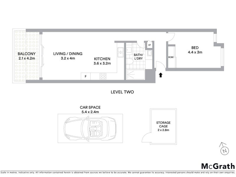 11/66-70 Mullens Street, Balmain, NSW 2041 - floorplan