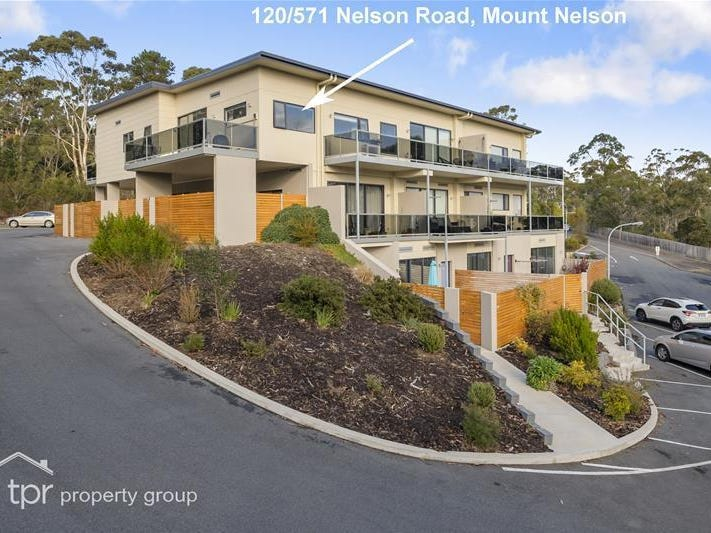 120/571 Nelson Road, Mount Nelson, Tas 7007