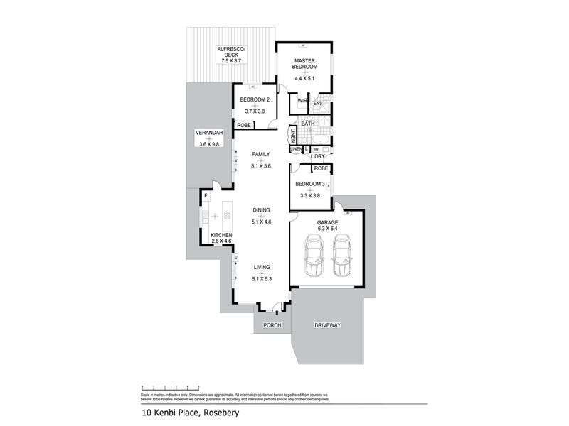 10 Kenbi Place, Rosebery, NT 0832 - floorplan