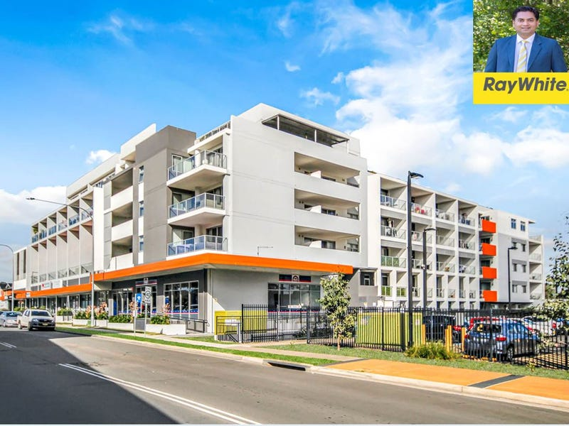 9/25-31 Railway Road, Quakers Hill, NSW 2763