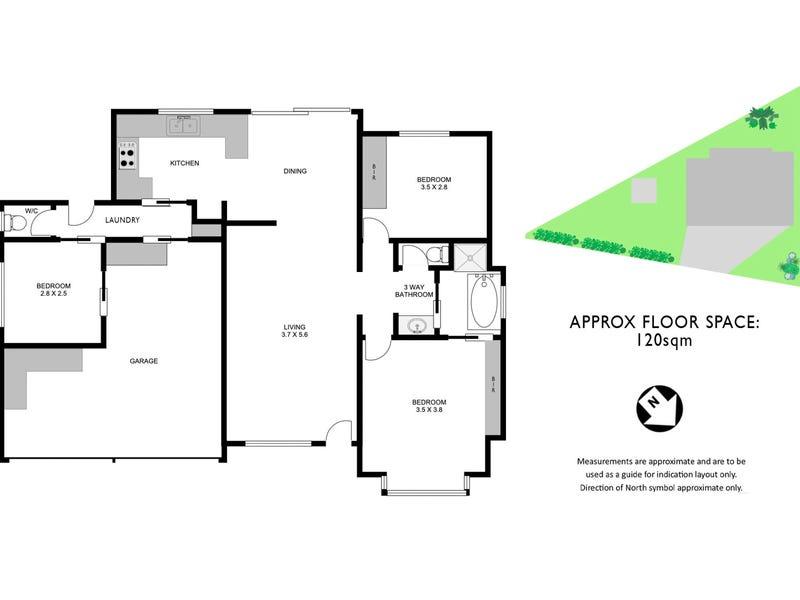 47 Largs Avenue, Largs, NSW 2320 - floorplan