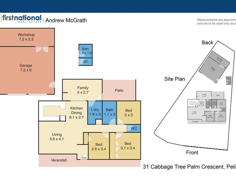 31 Cabbage Tree Palm Crescent, Pelican, NSW 2281 - floorplan