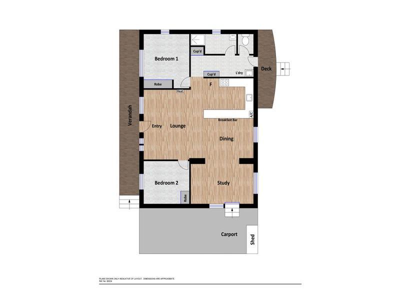 29 Horizon Avenue, Symonston, ACT 2609 - floorplan