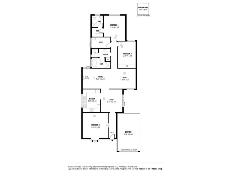 5 KNIGHTSBRIDGE COURT, Hillbank, SA 5112 - floorplan