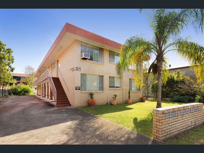 2/91 Central Avenue, Indooroopilly, Qld 4068