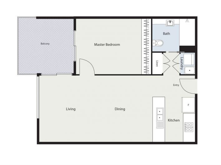 19/4 Thadoona St, Crace, ACT 2911 - floorplan