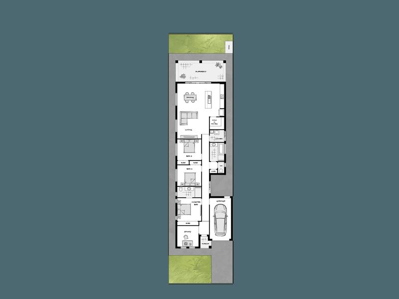 Lot 741 Leicester St, West Richmond, SA 5033 - floorplan