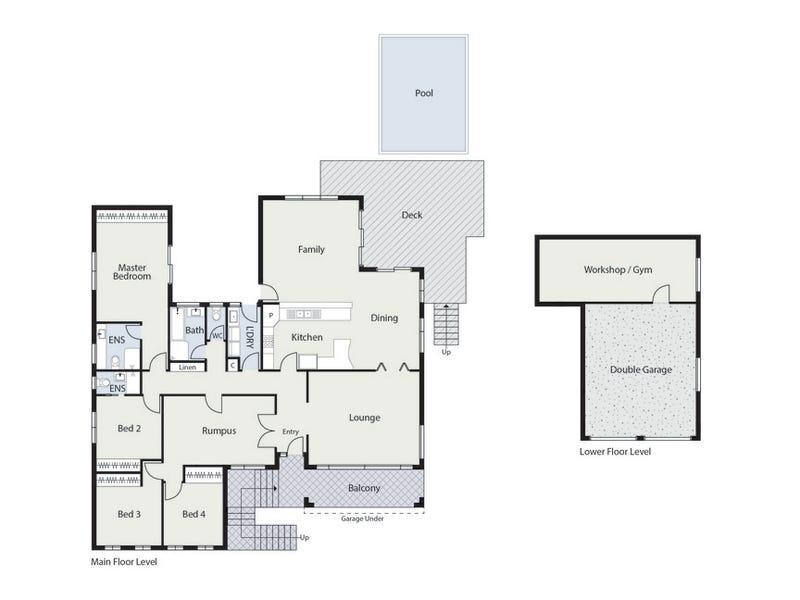 26 James Street, Curtin, ACT 2605 - floorplan