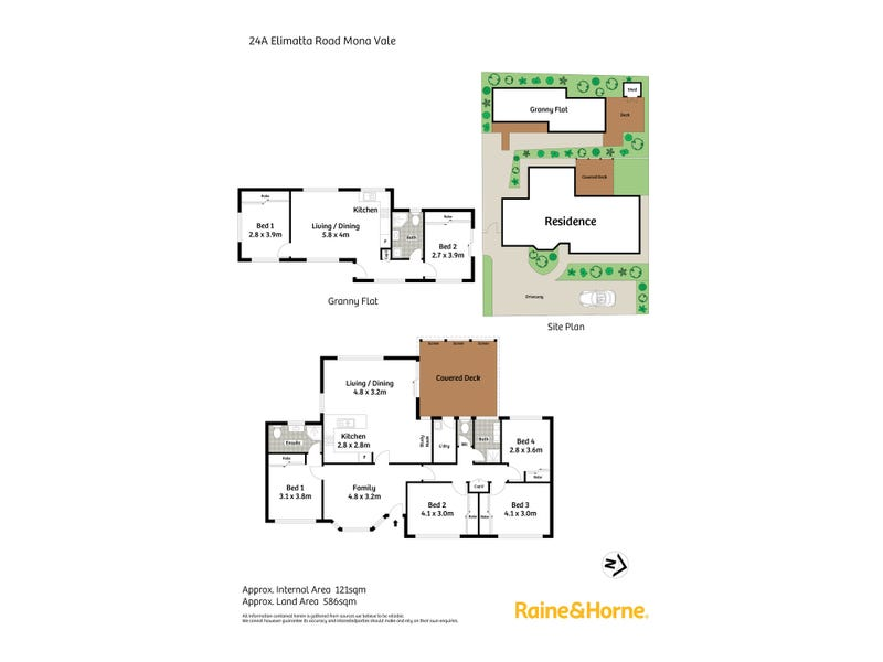 24A Elimatta Road, Mona Vale, NSW 2103 - floorplan