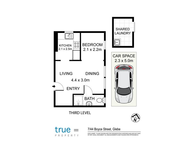 7/44 Boyce Street, Glebe, NSW 2037 - floorplan