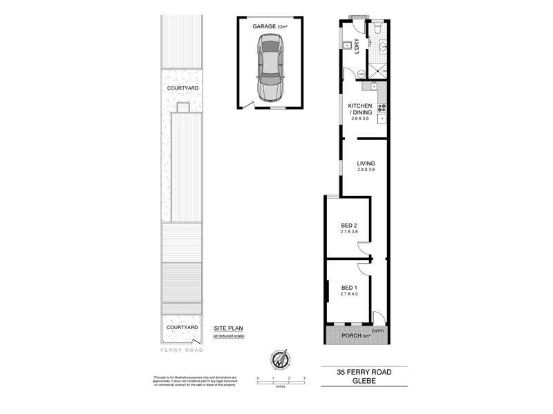 35 Ferry Road, Glebe, NSW 2037 - floorplan