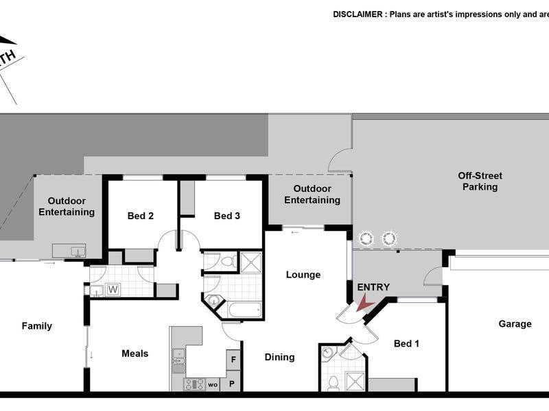 111 Jabanungga Avenue, Ngunnawal, ACT 2913 - floorplan