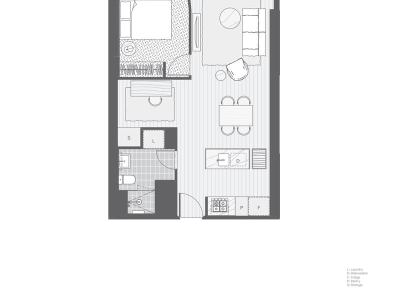 04 Type/350 Queen Street, Melbourne, Vic 3000 - floorplan